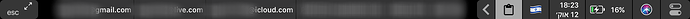 Touch Bar Shot 2020-10-12 at 18.23.45