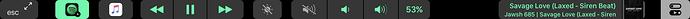 Touch Bar Shot 2020-10-26 at 17.46.18