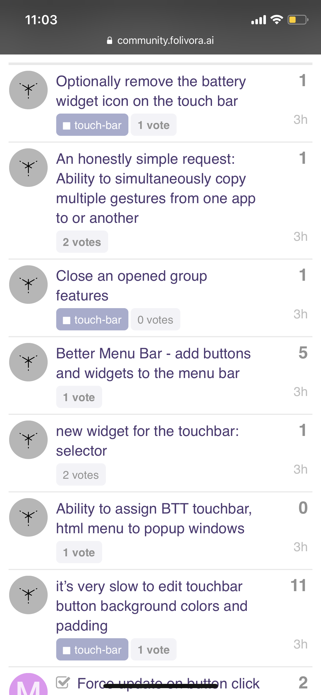 AquaTouch-BTT -- Supports 40+ apps and websites, AND the
